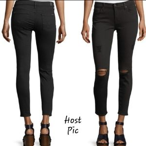 7 For All Mankind Ankle Genevieve Jeans